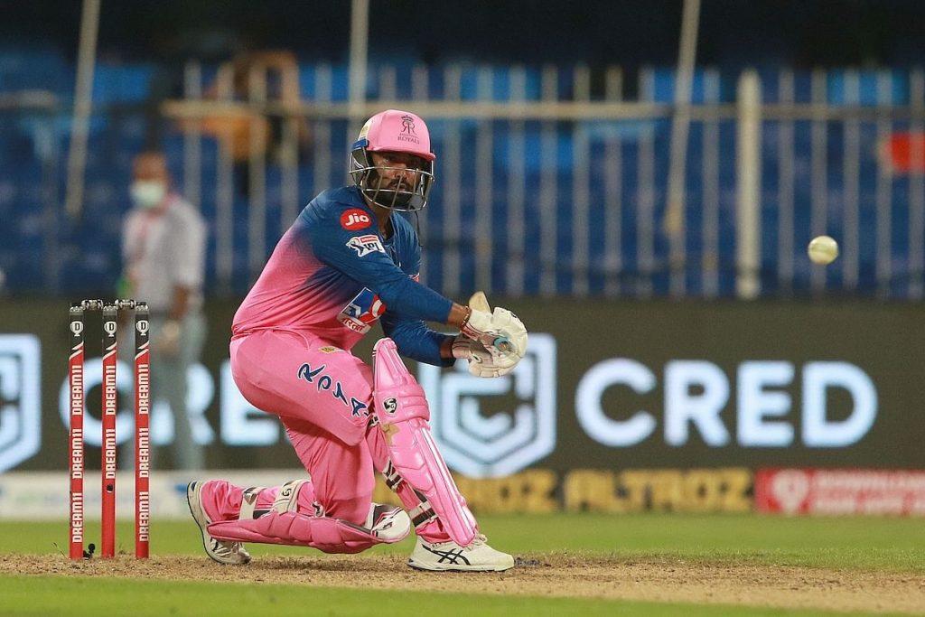 Rahul Tewatia stars for RR in a successful run-chase vs KXIP