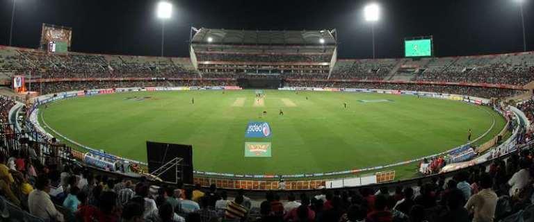 Rajiv Gandhi Int'l Stadium, Hyderabad