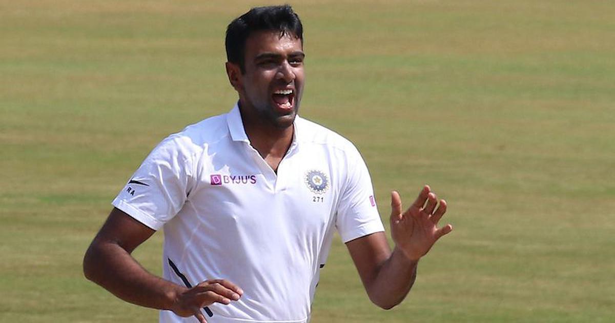 Ravichandran Ashwin 500 wicket
