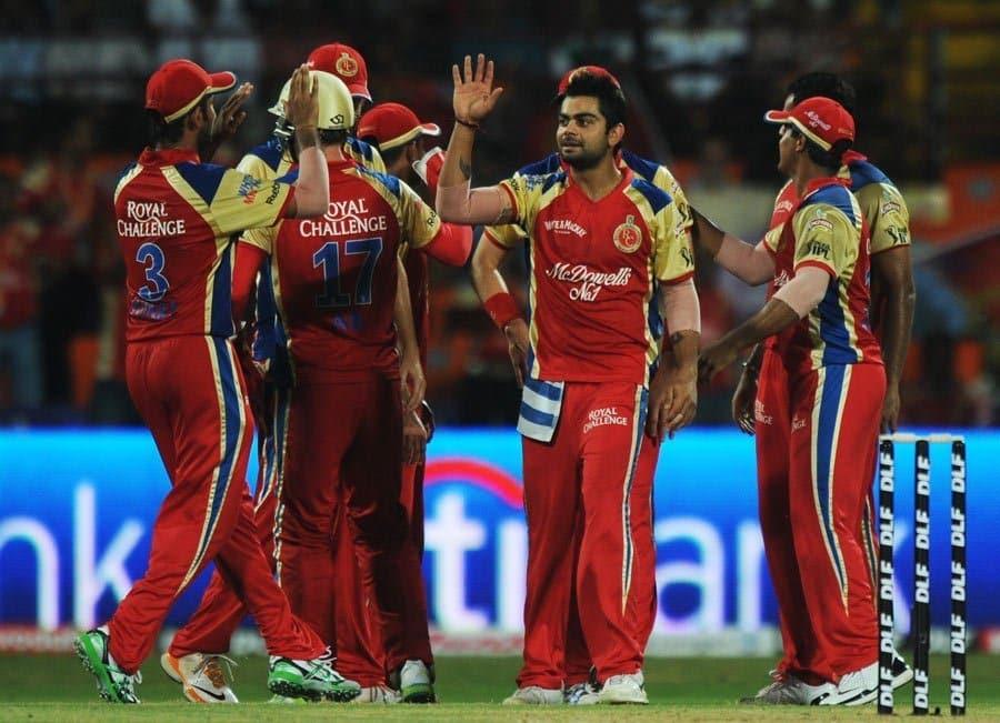Kohli IPL 2011 RCB skipper