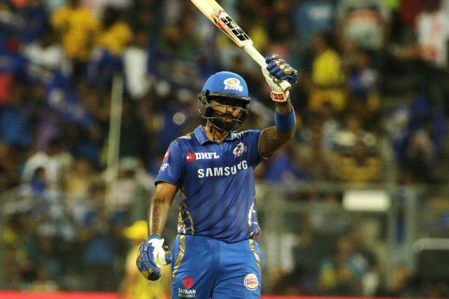 Surya Kumar Yadav MI retained player
