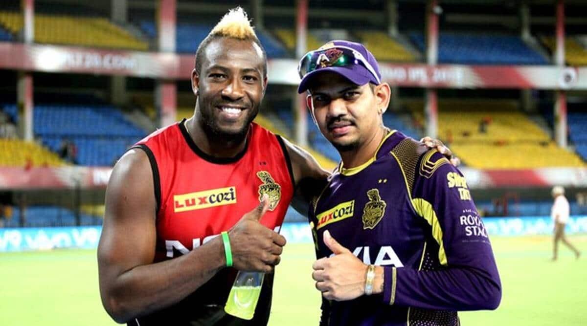 KKR IPL XI