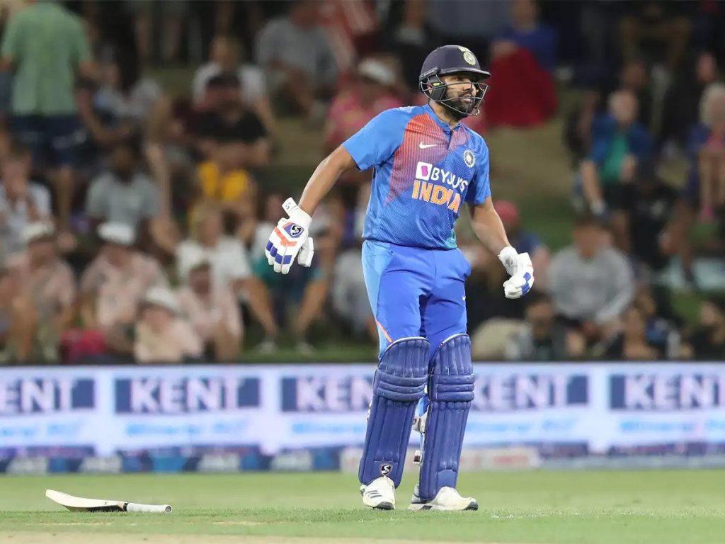 Rohit Sharma injury news