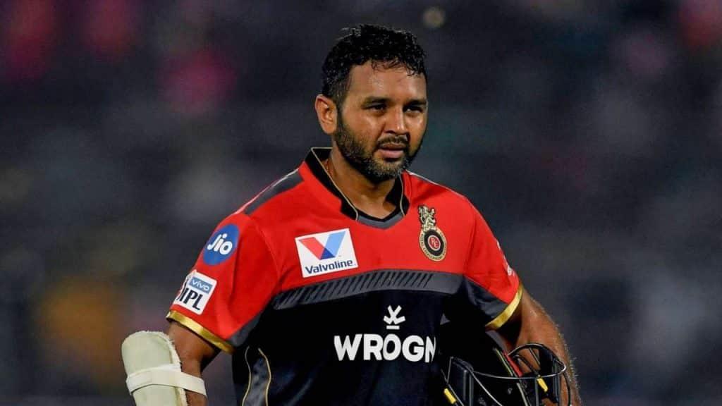 Parthiv Patel RCB IPL