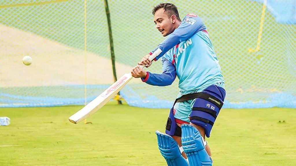 Prithvi Shaw might claim the Orange Cap award in IPL 2021