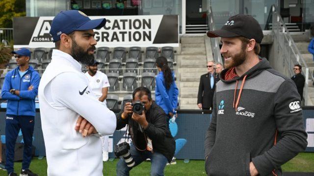 WTC Final 2021: IND vs NZ