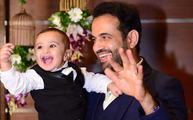 Irfan Pathan Son