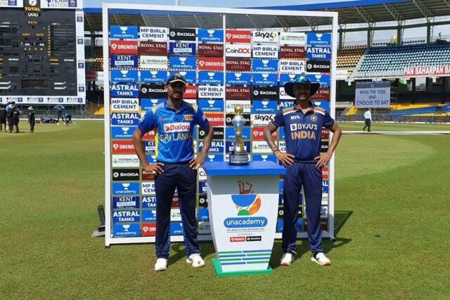 IND vs SL T20I series