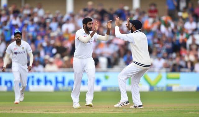 ENG vs IND 1st Test Nottingham